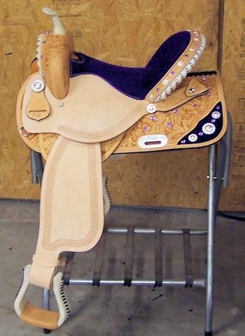 Barrel Racing Saddles From A1 Saddlery